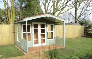 Two-toned Morston Summerhouse