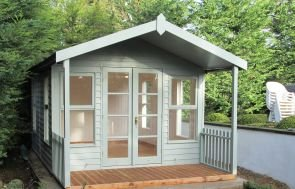 Morston Summerhouse with Weatherboard Cladding