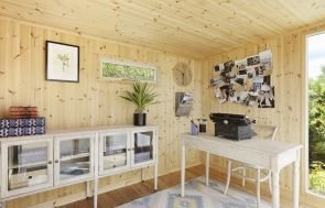 Salthouse Studio Interior