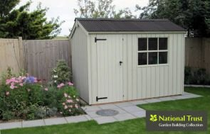 National Trust Sheds