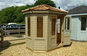 1.8 x 2.5m Wiveton Summerhouse