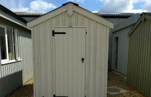 1.8 x 3.0m NT Peckover Shed