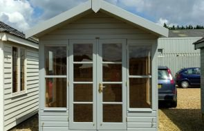 2.4 x 2.4m Blakeney Summerhouse