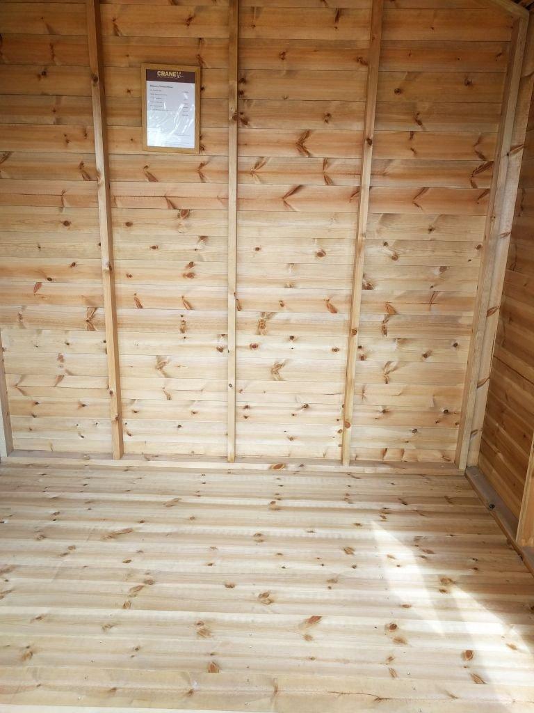 2.4 x 2.4m Blakeney Summerhouse
