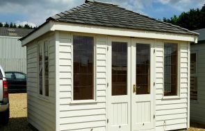 2.4 x 3.0m Cley Summerhouse