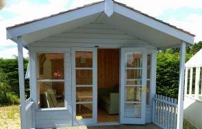 3.0 x 4.2m Morston Summerhouse