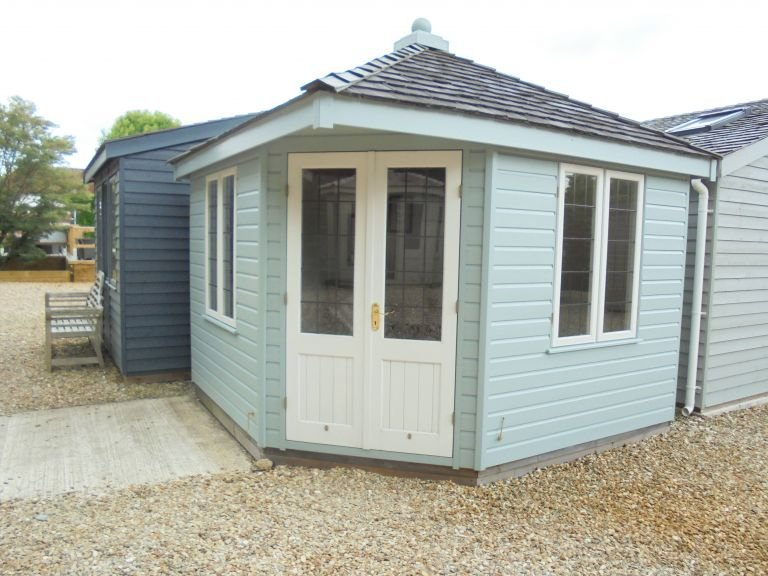 Weybourne Summerhouse  - 3.0m x 3.0m (10ft x 10ft)