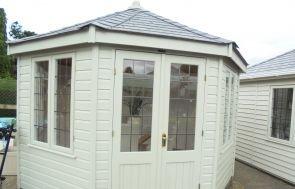 3.6 x 3.6m Wiveton Summerhouse