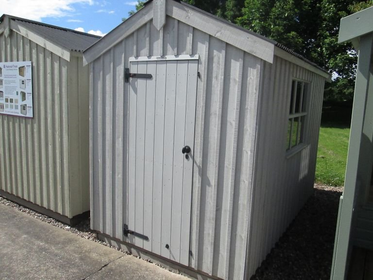 1.8 x 3.0m NT Peckover Garden Shed