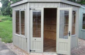 2.4 x 2.4m NT Orford Summerhouse