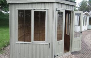 2.4 x 2.4m NT Orford Summerhouse