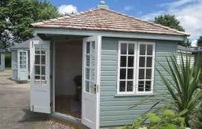 3.0 x 3.0m Weybourne Summerhouse