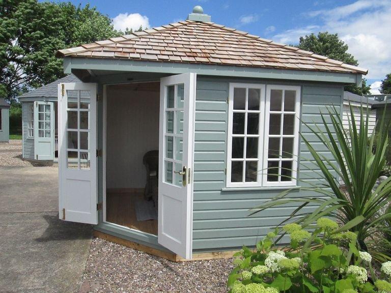3.0 x 3.0m Weybourne Summerhouse