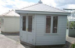 3.0 x 3.0m Weybourne Summerhouse (2)