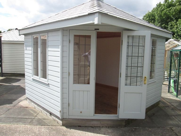 3.0 x 3.0m Weybourne Summerhouse (2)