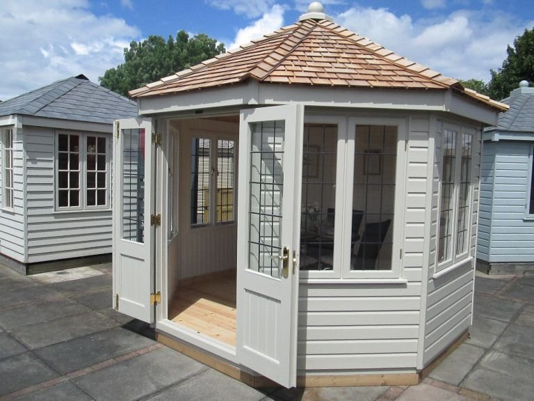 3.0 x 3.0m Wiveton Summerhouse