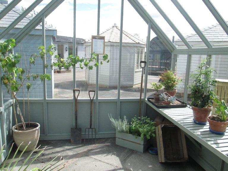 3.0 x 3.6m Greenhouse