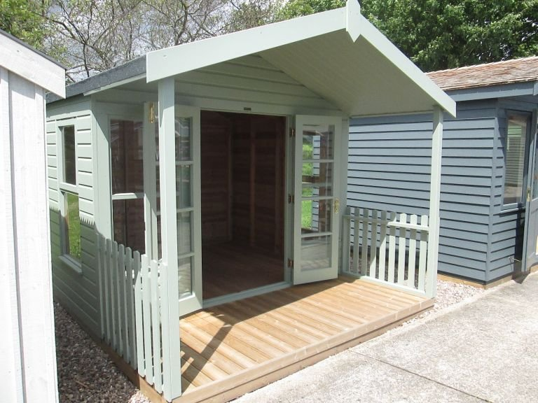 3.0 x 3.6m Morston Summerhouse