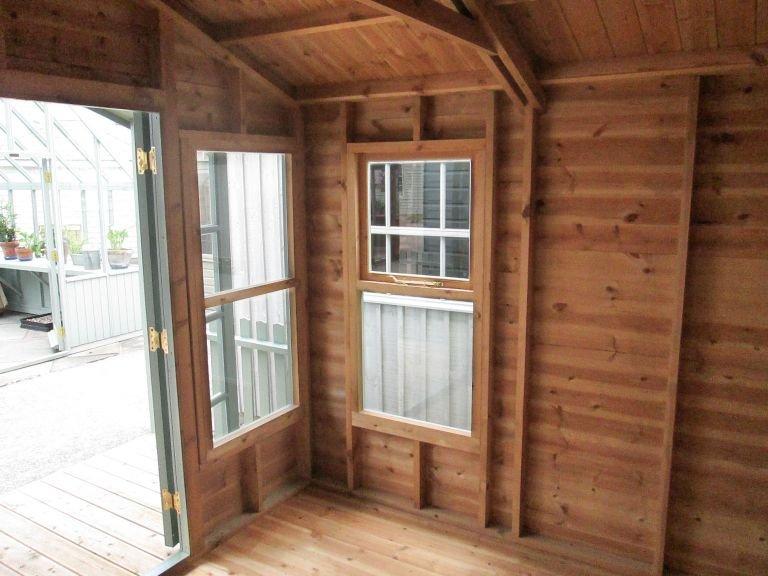 3.0 x 3.6m Morston Summerhouse