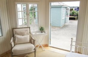 3.6 x 3.6m Wiveton Summerhouse