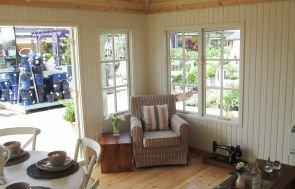 4.2 x 4.2m Garden Room