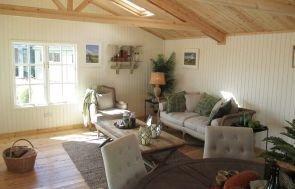 6.0 x 6.0m Garden Room with Veranda