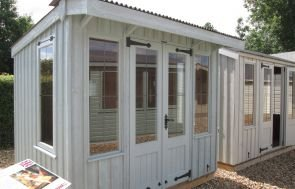 1.8 x 2.4 NT Flatford Summerhouse