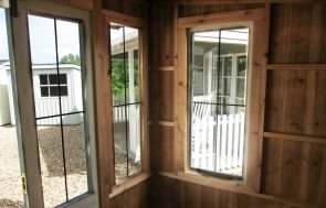 1.8 x 2.4 NT Flatford Summerhouse