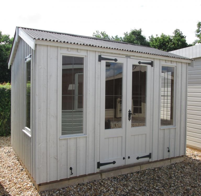 Lavenham National Trust Summerhouse - 2.4m x 3.0m (8ft x 10ft)