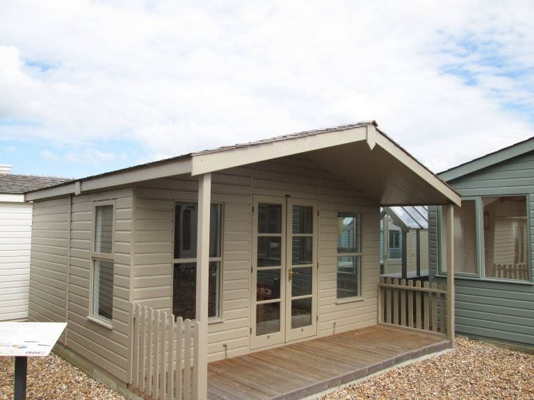 4.2 x 4.8m Morston Summerhouse