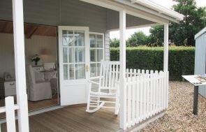 4.8 x 4.8m Garden Room with Veranda