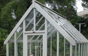 2.4 x 3.0m Greenhouse