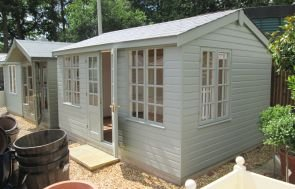 3.0 x 4.2 Holkham Summerhouse