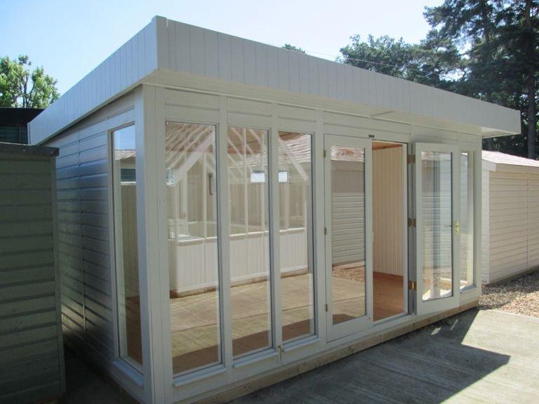 3.0 x 4.8m Salthouse Studio
