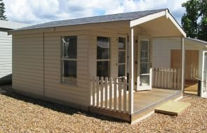 3.6 x 4.8m Morston Summerhouse