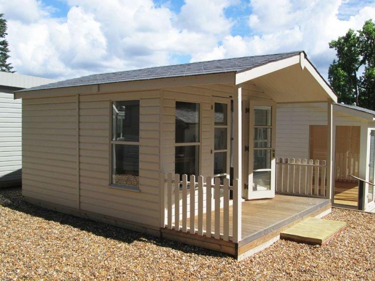 3.6 x 4.8m Morston Summerhouse