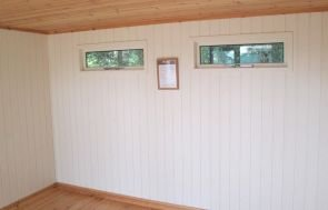 3.6 x 4.8m Salthouse Studio