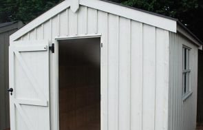 2.4 x 3.0m NT Peckover Garden Shed