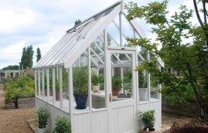 2.4 x 3.0m Victoria Greenhouse