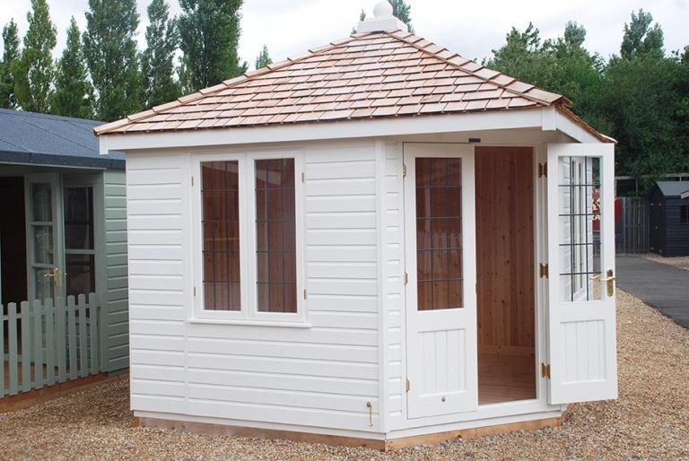 Weybourne Summerhouse - 3.0m x 3.0m (10ft x 10ft)
