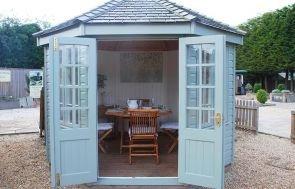 3.0 x 3.0m Wiveton Summerhouse