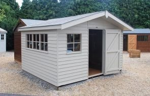 3.6 x 3.0m Superior Shed