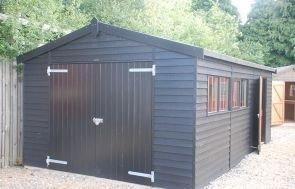 3.6 x 6.0m Garage