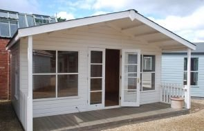 4.8 x 4.2m Morston Summerhouse