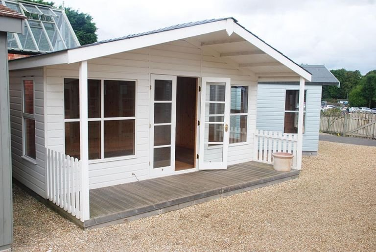 4.8 x 4.2m Morston Summerhouse