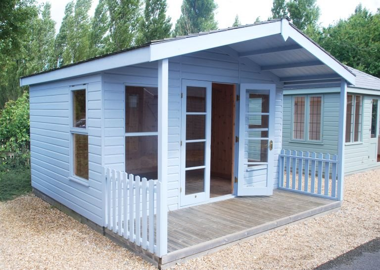 3.6 x 4.2m Morston Summerhouse