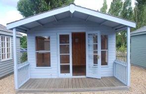 3.6 x 4.2m Morston Summerhouse