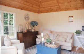 3.6 x 4.8m Garden Room