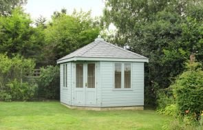 3.6 x 3.6m Weybourne Summerhouse