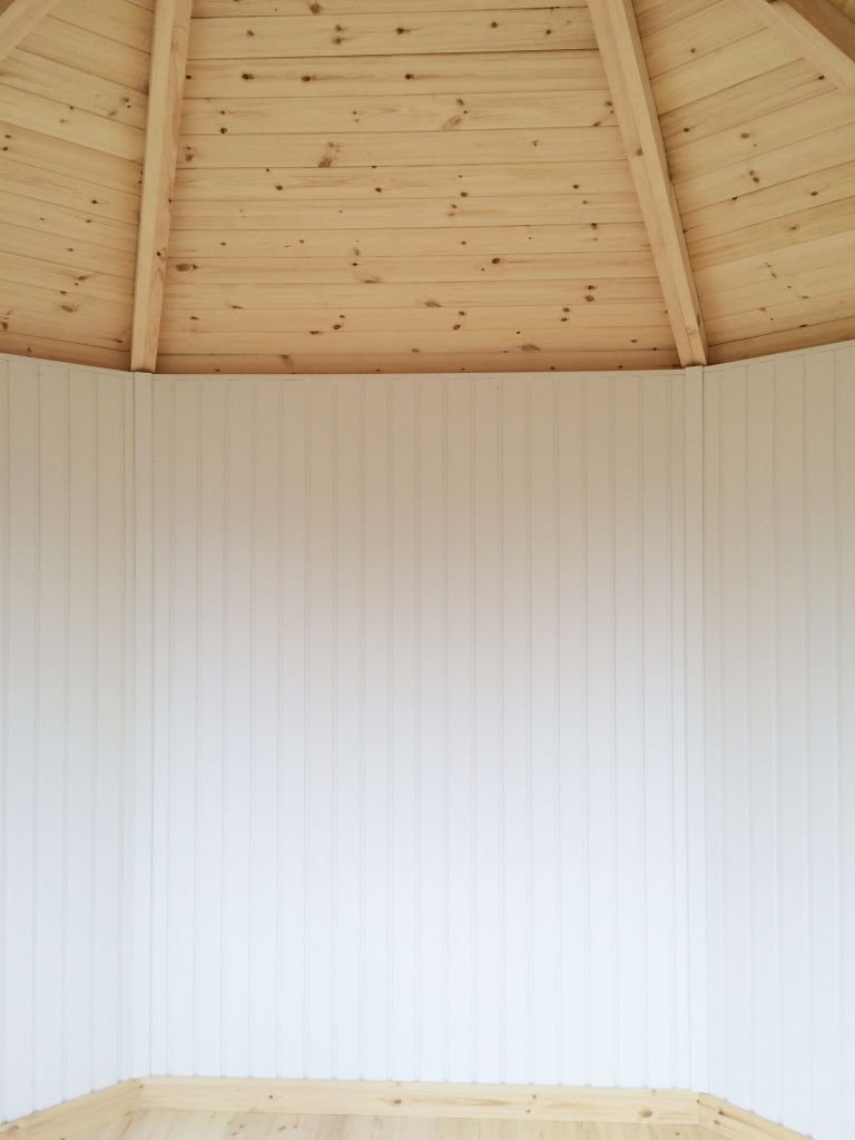 Wiveton Internal Painted Matchboard Lining